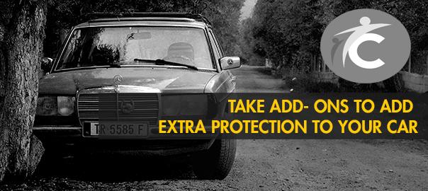 Car Insurance Add-ons