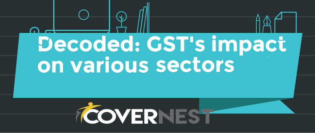 Impact of GST on different sectors