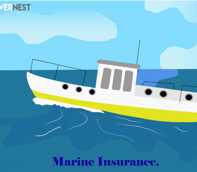 MARINE INSURANCE AND PROCESS FOR CLAIMING.