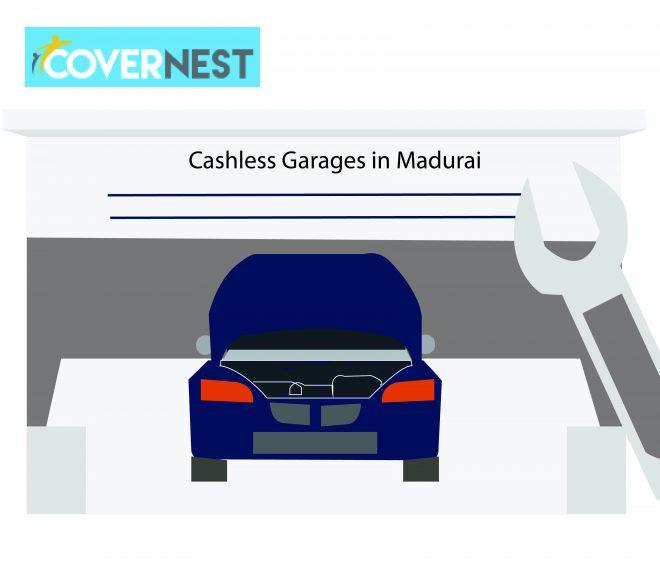 CASHLESS GARAGES IN MADURAI – CHOLA MS GENERAL INSURANCE