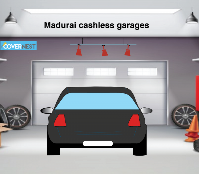 Madurai city Cashless garages – HDFC ERGO General Insurance Company