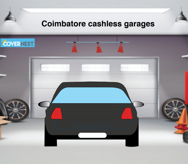 Coimbatore city Cashless garages – HDFC ERGO General Insurance Company