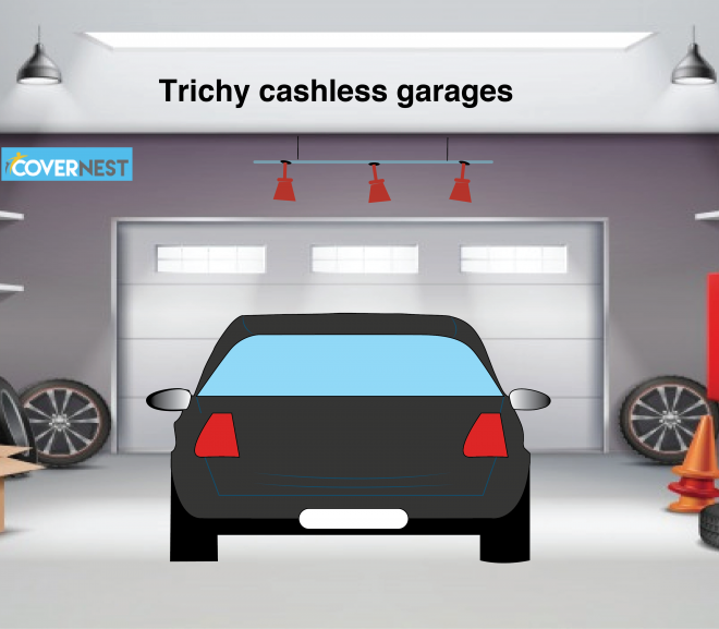 Trichy city Cashless garages – HDFC ERGO General Insurance Company