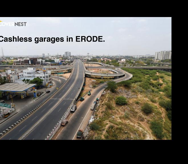 Erode city Cashless garages – TATA AIG Insurance company.