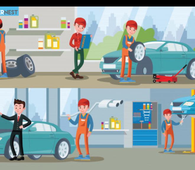 Madurai city Cashless garages – Kotak General Insurance company.