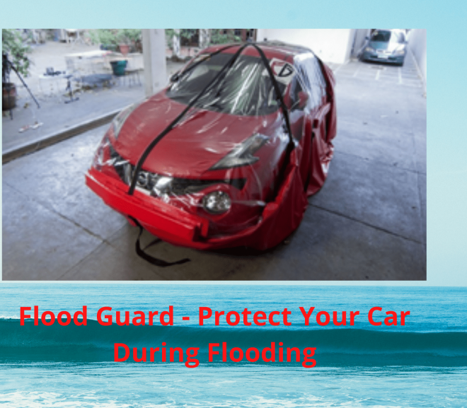 How to protect cars in floods? Invention that can help you in flood…