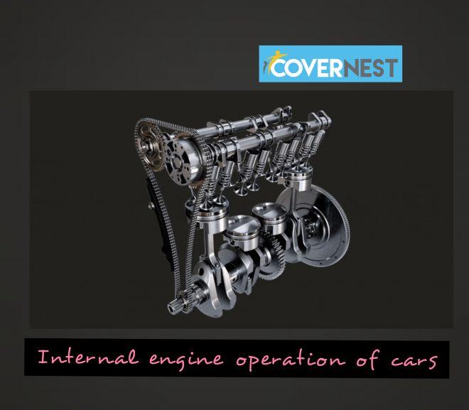 Internal Engine Operation of cars